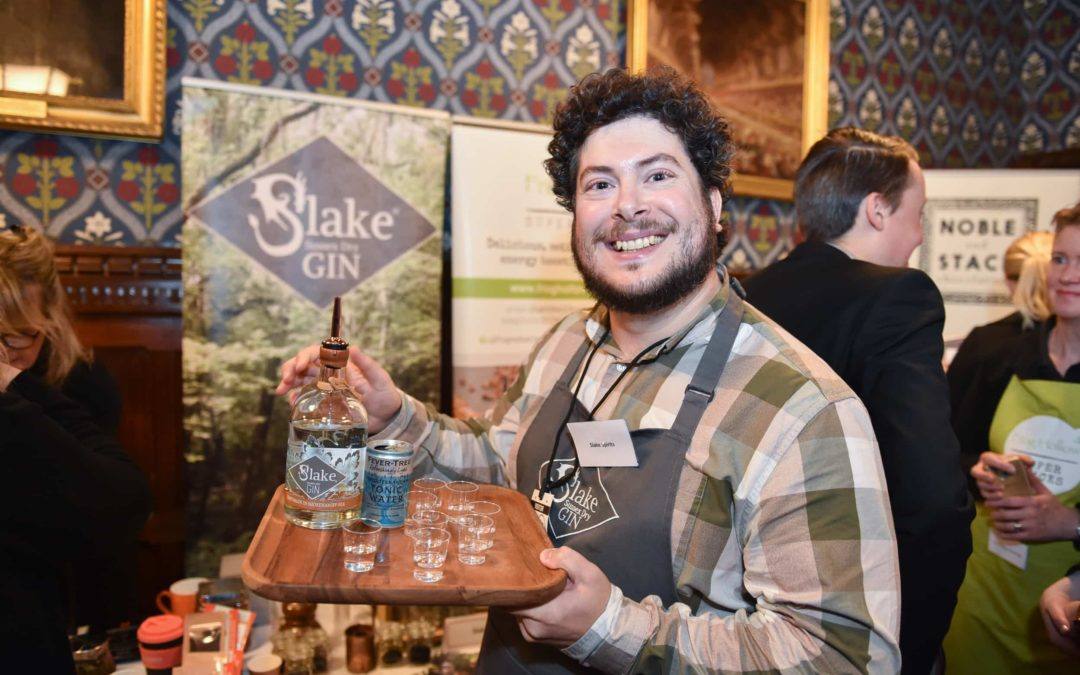 Sussex Gin goes to the House of Commons